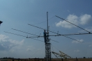 Rx antena for low band